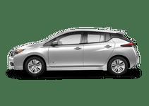 New Nissan LEAF at Beavercreek