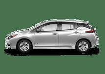 New Nissan LEAF at Eau Claire