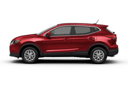 New Nissan Rogue Sport at Wilkesboro