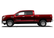 New Nissan Titan XD at Wilkesboro