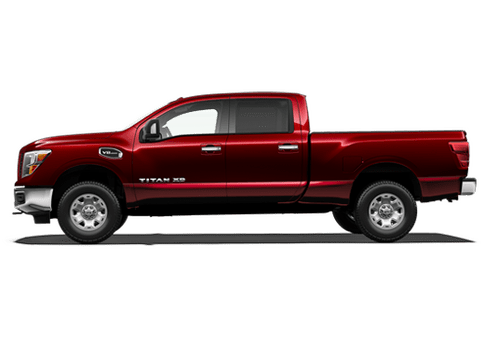 New Nissan Titan XD in Montgomery