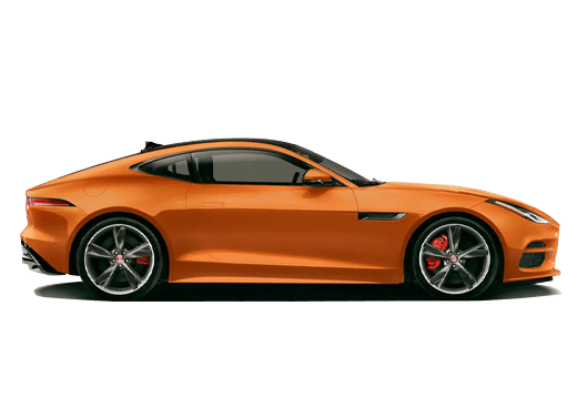New Jaguar F-TYPE near Ventura