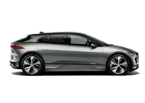 New Jaguar I-PACE in San Francisco