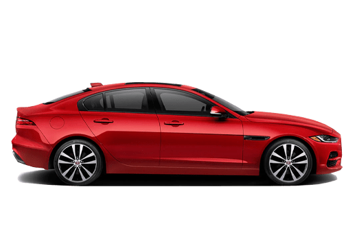 New Jaguar XE in Warwick