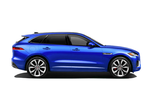 New Jaguar F-PACE in Cary