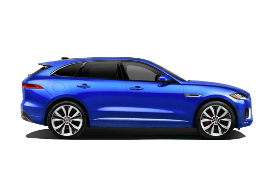 New Jaguar F-PACE in Warwick