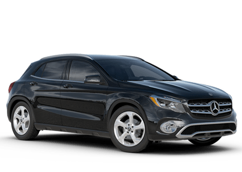 New Mercedes-Benz GLA in Wilmington