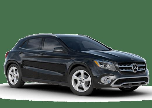 New Mercedes-Benz GLA in Merriam