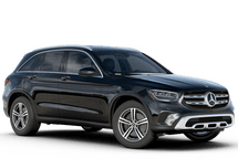 New Mercedes-Benz GLC at Wilmington