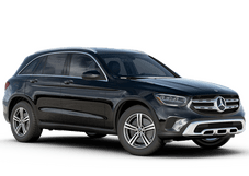 New Mercedes-Benz GLC at Morristown
