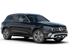New Mercedes-Benz GLC at Marion