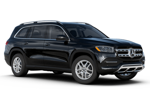 New Mercedes-Benz GLS in Chicago