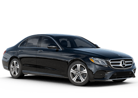 New Mercedes-Benz E-Class at Marion