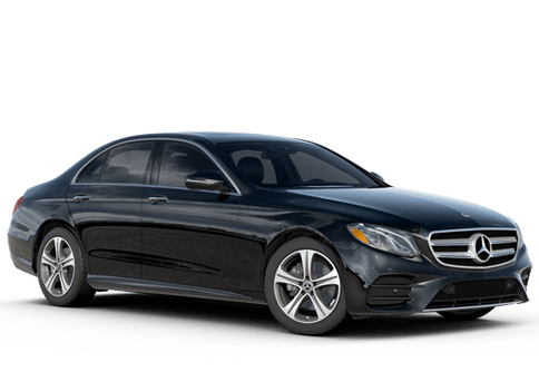 New Mercedes-Benz E-Class in Greenland