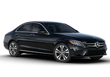 New Mercedes-Benz C-Class at Merriam