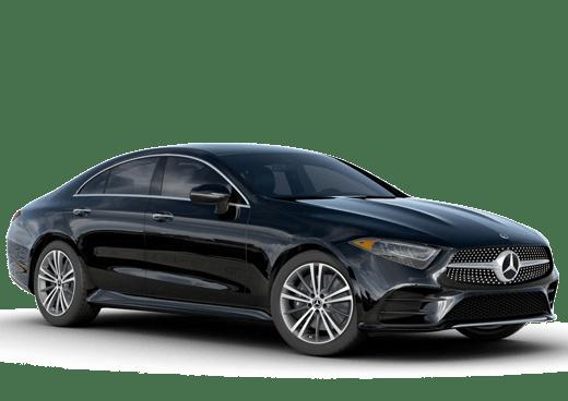 New Mercedes-Benz CLS in Merriam