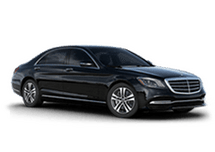 New Mercedes-Benz S-Class at Merriam