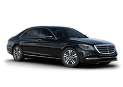 New Mercedes-Benz S-Class in Greenland
