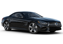 New Mercedes-Benz SL at Wilmington