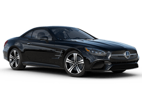 New Mercedes-Benz SL at Marion