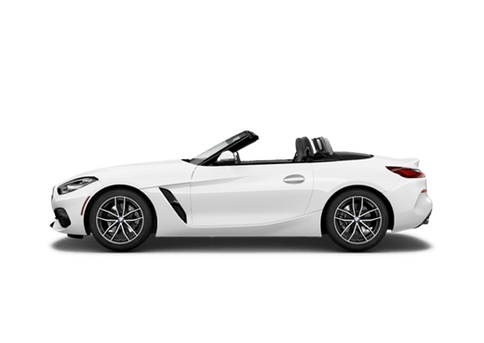 New BMW Z4 in