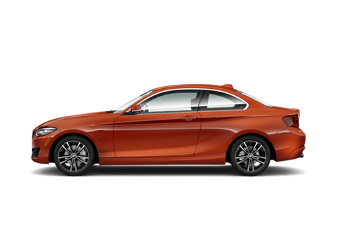 New BMW 2 Series in