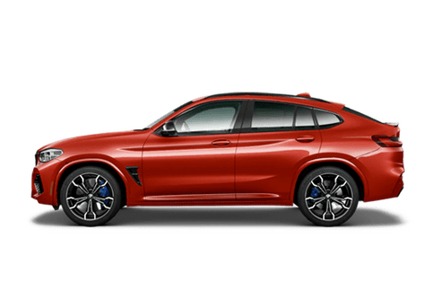 New BMW X4 in Miami
