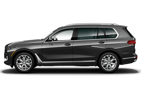 New BMW X7 in San Luis Obispo