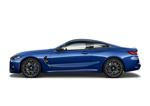New BMW M8 2D Convertible in