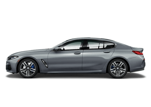 New BMW 8 Series in Miami