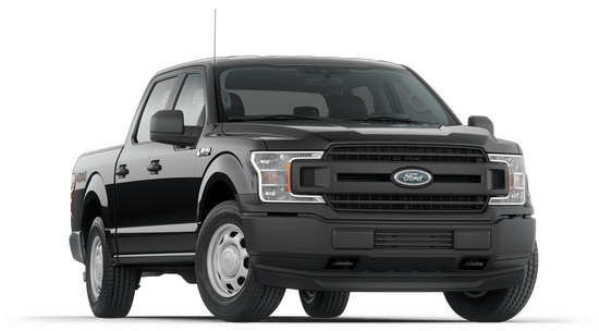 F-150 XL 4x4 SuperCrew® w/ 5-1/2' Box