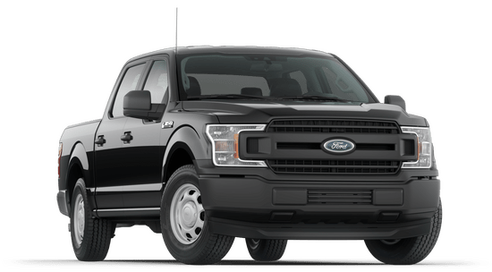 F-150 XL 4x2 SuperCrew® w/ 5-1/2' Box