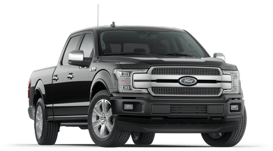 F-150 Platinum 4x2 SuperCrew® w/ 6-1/2' Box