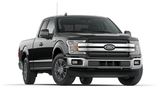 F-150 LARIAT 4x2 SuperCab w/ 6-1/2' Box