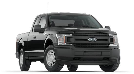 F-150 XL 4x4 SuperCab w/ 6-1/2' Box