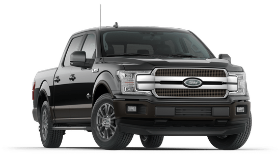 F-150 King Ranch 4x2 SuperCrew® w/ 5-1/2' Box