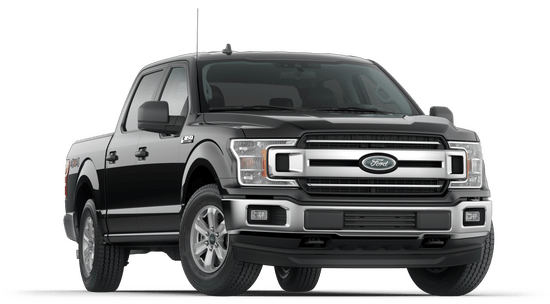 F-150 XLT 4x4 SuperCrew® w/ 5-1/2' Box