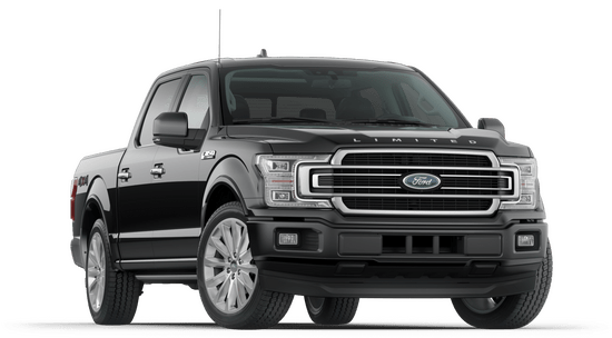 F-150 Limited 4x4 SuperCrew® w/ 5-1/2' Box