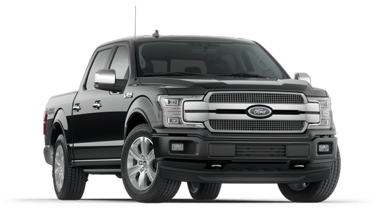 F-150 Platinum 4x4 SuperCrew® w/ 5-1/2' Box