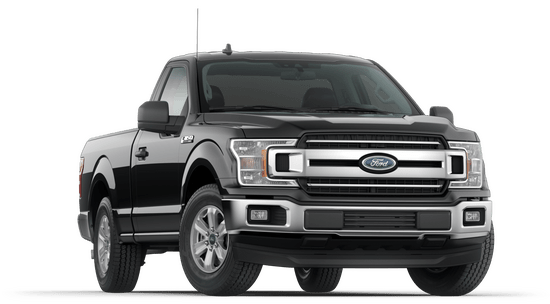 F-150 XLT 4x2 Regular w/ 6-1/2' Box