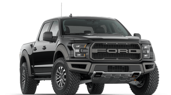 F-150 Raptor 4x4 SuperCrew® w/ 5-1/2' Box