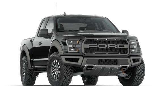 F-150 Raptor 4x4 SuperCab w/ 5-1/2' Box
