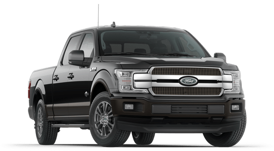 F-150 King Ranch 4x2 SuperCrew® w/ 6-1/2' Box