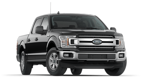 F-150 XLT 4x2 SuperCrew® w/ 5-1/2' Box
