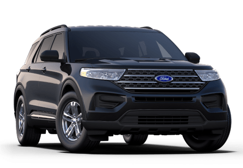 New Ford Explorer in Milwaukee and Slinger