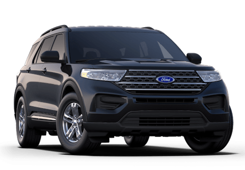 New Ford Explorer in Weslaco