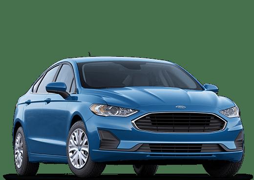 New Ford Fusion near Essex