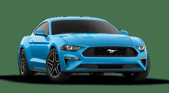 Mustang Fastback EcoBoost Premium