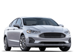 New Ford Fusion Hybrid at Essex
