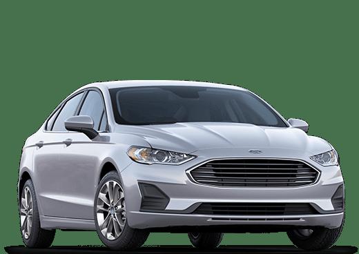 New Ford Fusion Hybrid near Essex